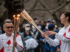 Cancel Osaka's Olympic Torch Relay Leg Over Coronavirus, Says City Governor