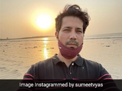 "Sumeet Vyas, Now Covid-Negative, Quips: ""Thank God The Sunset Is Still Where I Left It"""
