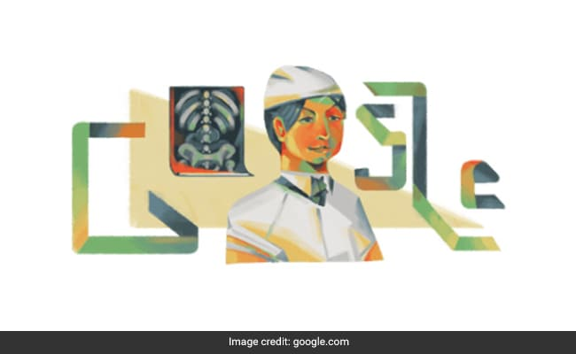 Google Doodle Honours Vera Gedroits, Russia's First Female Military Surgeon