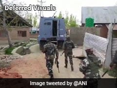 2 Terrorists Killed In Overnight Encounter With Security Forces In J&K's Shopian