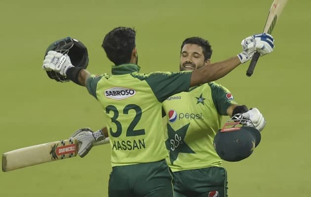1st T20I: Rizwan Stars As Pakistan Beat South Africa By 4 Wickets