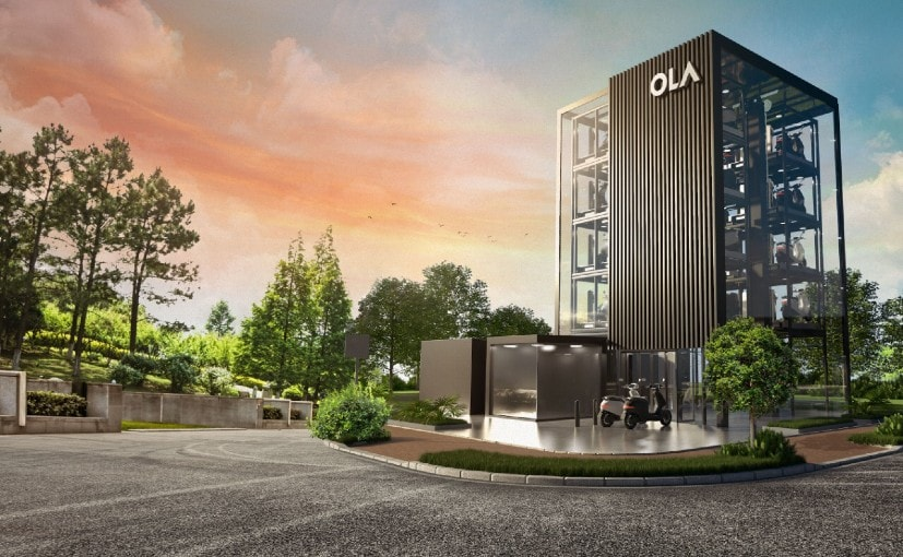 Ola Electric announces a network of hypercharger charger;  It will be the largest, densest cargo network in the world