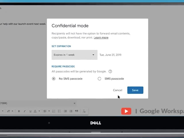Video : Gmail Tips & Tricks: Set an Expiry Date to Mails With Confidential Mode