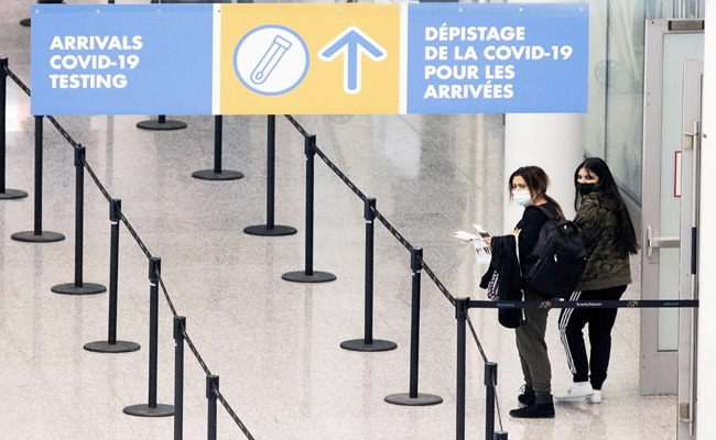 Canada Bans Passenger Flights From India, Pakistan For 30 Days - NDTV
