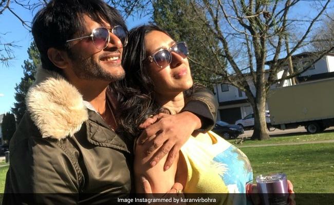 Karanvir Bohra's Anniversary Wish For Wife Teejay Sidhu Is Everything