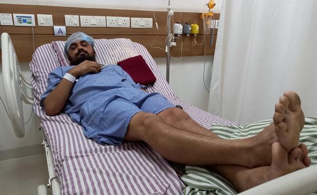 Sikh Jawan Tied Turban On Bleeding Leg Of Soldier, Got Shot, Both Survive