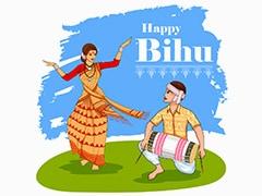 Happy Bohag Bihu 2021: असम में 7 दिनों तक मनाया जाता है बिहू का जश्न, पारंपरिक कपड़े पहन लोग यूं करते हैं बिहू डांस