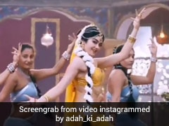 अदा शर्मा ने बेहतरीन एक्सप्रेशन के साथ यूं किया डांस, वायरल हुआ 'कमांडो गर्ल' का Video