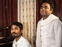 <I>99 Songs</i>: What Dhanush Tweeted About AR Rahman's Film