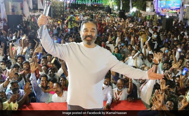 Kamal Haasan Loses To BJP Candidate In Tamil Nadu's Coimbatore South