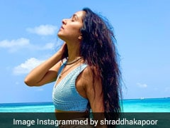 Shraddha Kapoor Soaks Up The Sublime Sun In Effortless Beach Style