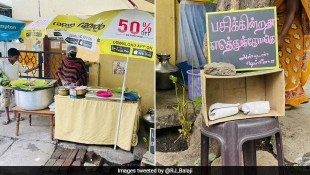 Coimbatore Woman Wins Hearts By Selling Free Biryani For Poor