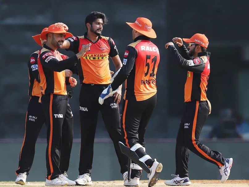 IPL 2021: SunRisers Hyderabad Cruise To 1st Win Of The Season After Punjab Kings Batting Collapse