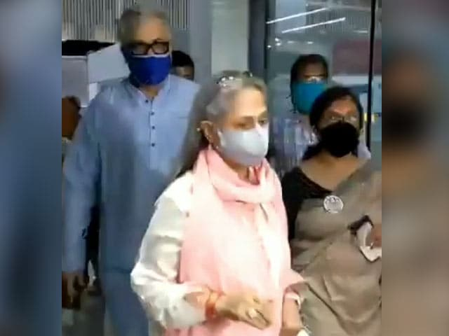 Video : Jaya Bachchan In Bengal, To Campaign For Babul Supriyo's Trinamool Rivalan