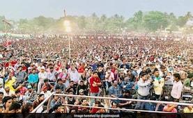कोरोना के बढ़ते मामलों को देखते हुए चुनाव आयोग ने बंगाल में प्रचार पर लगाई पाबंदी, सभाओं में केवल 500 लोगों की इजाजत