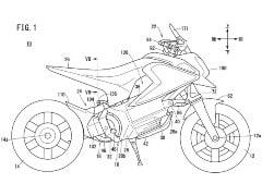 Honda Patents Electric Mini-Bike