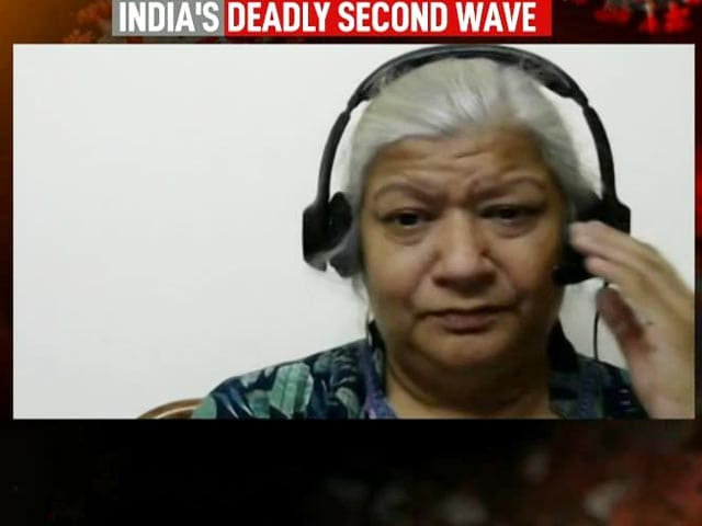 Video : Former Diplomat Died Of Covid After Long Wait Outside Hospital, His Wife Says