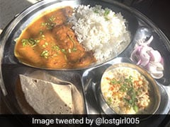 UP Woman Loses Job In Pandemic, Starts New Dhaba With Thali At Rs. 30