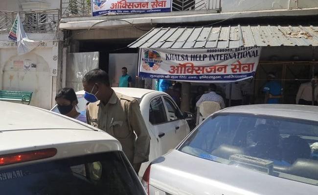 Gurudwara Near Delhi Runs Oxygen Langar