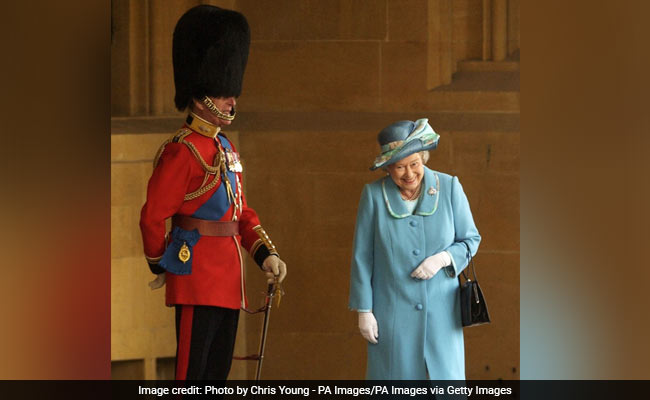 The Reason The Queen Is Giggling In This Photo With Prince Philip