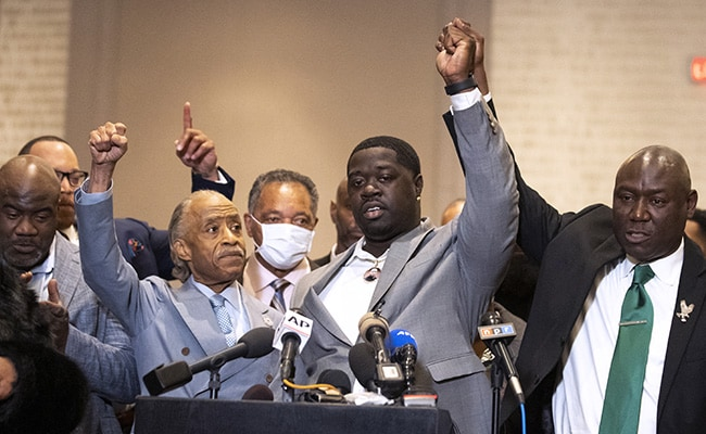 'We Are Able To Breathe Again': George Floyd's Family Celebrate Verdict