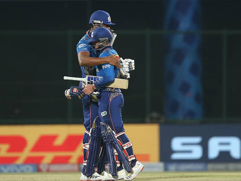 IPL 2021: Quinton De Kock, Rahul Chahar Help Mumbai Indians Beat Rajasthan Royals By 7 Wickets