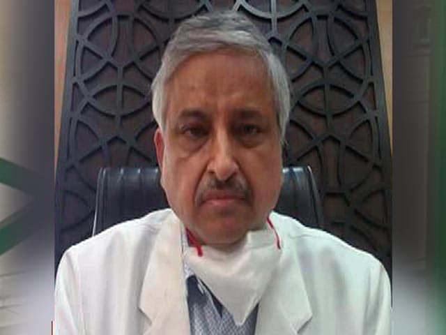 Video : Coronavirus Being Airborne Big Concern, Ventilation Key: AIIMS Director Dr Randeep Guleria