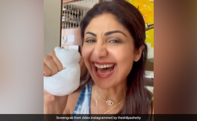 It's Gametime For Shilpa Shetty And Son Viaan. The Winner Is.....