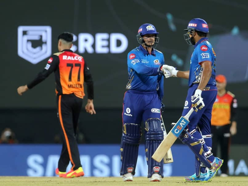 """IPL 2021: Mumbai Indians """"Can Do Better In The Middle Overs"""", Says Rohit Sharma"""