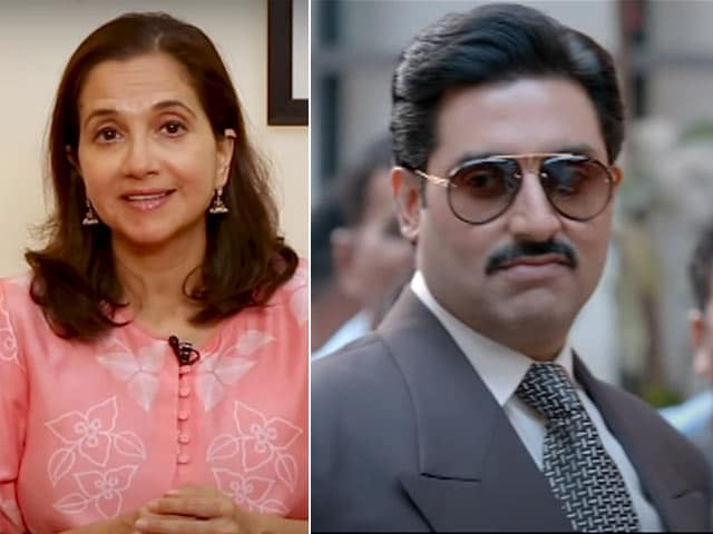 "Video : <i>The Big Bull</i>: Anupama Chopra's Review - Abhishek Bachchan Is ""Up Against Impossible Odds"""
