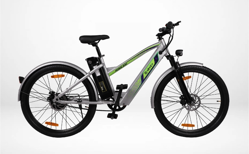 The Roadlark e-bike as six riding modes, and top speed of 25 kmph