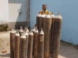 "Video : ""Acute Shortage..."": Madhya Pradesh Hospitals Red-Flag Oxygen Supply Issue"