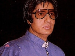 "When Everybody Thought That Amitabh Bachchan ""Had Lost His Eyesight"""