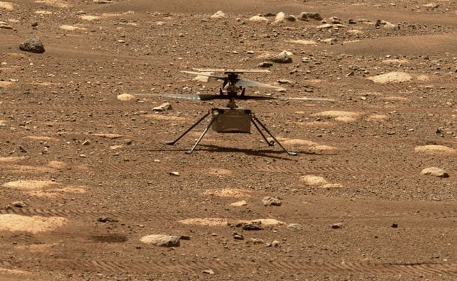 NASA Delays Mars Helicopter Flight. Here's A Look At Challenges It Faces - NDTV