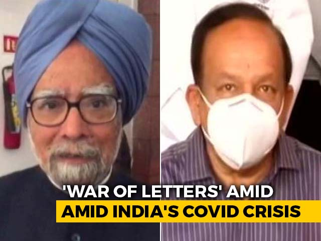 """Video : """"History Shall Be Kinder To You..."""": Minister's Reply To Manmohan Singh"""
