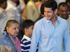 Here's How Mahesh Babu Wished His Mom On Her Birthday