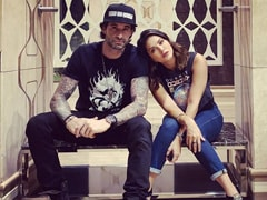 """You Are My Rock And My Hero,"" Writes Sunny Leone In Her Anniversary Wish For Daniel Weber"