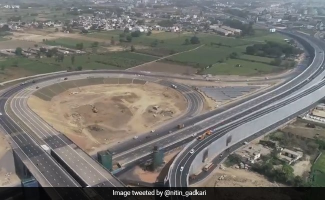 Government To Get Up To Rs 1,500 Crore As Monthly Toll From Delhi-Mumbai Expressway, Says Nitin Gadkari