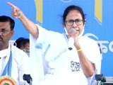 Video : Mamata Banerjee Banned From Campaigning For 24 Hours