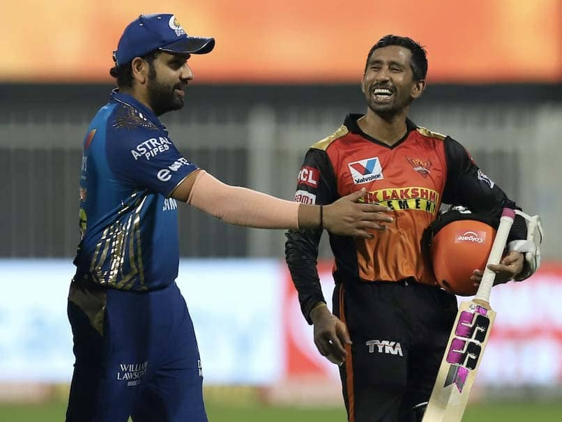Mumbai Indians vs SunRisers Hyderabad, IPL 2021: When And Where To Watch Live Telecast, Live Streaming