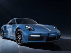 Porsche 911 Turbo S 20th Anniversary Edition Launched In China