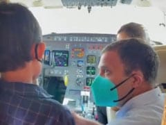 Kerala Boy, 9, Gets A Glimpse Of The Cockpit, Courtesy Rahul Gandhi