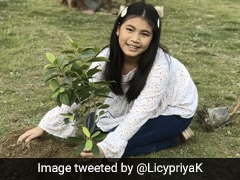 ''Everyday Is Earth Day For Me'': Climate Activist Licypriya Kangujam