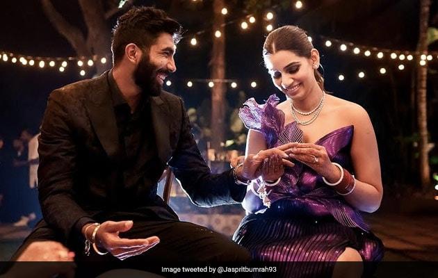 Jasprit Bumrah और संजना गणेशन की शादी को हुआ एक महीना तो क्रिकेटर बोले- शादी के एक महीने बाद