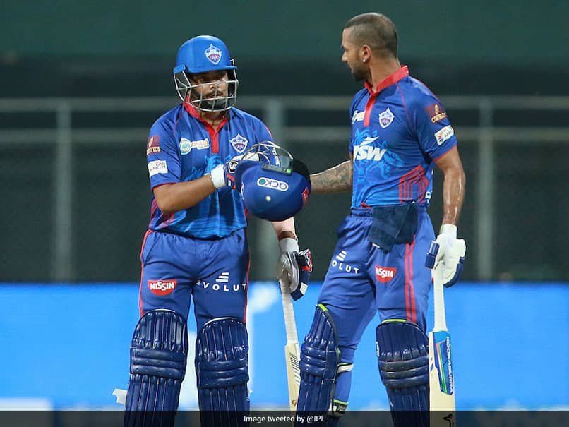Shikhar Dhawan and Prithvi Shaw 138 run stand become 3rd Highest Opening Partnership for Delhi in IPL Stats record