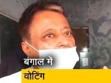 Video : पश्चिम बंगाल में मतदान : बीजेपी के नेता मुकुल रॉय ने डाला वोट