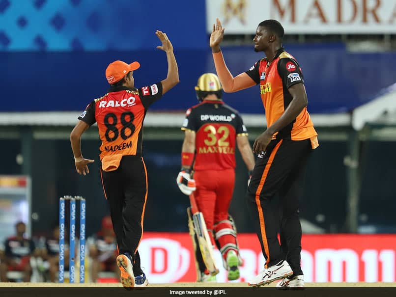 SRH vs RCB IPL 2021 Live Score: Glenn Maxwell Key As Royal Challengers Bangalore Eye Strong Finish
