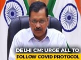 Video : Arvind Kejriwal On Coronavirus Surge In Delhi