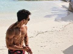 Krishna Shroff Knows The Exact Formula Behind Brother Tiger's Beach-Ready Look