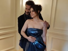 For Birthday Boy Ajay Devgn, Kajol Shared The Closest Thing To A Selfie